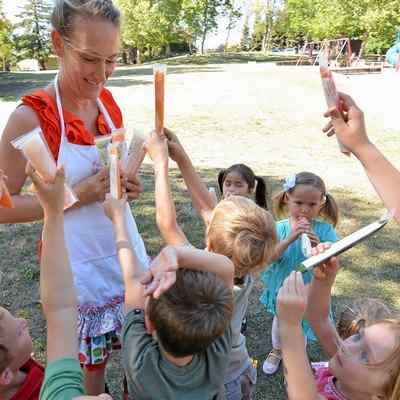 Benicia Mom's Organic Ice Pop Business Heats Up