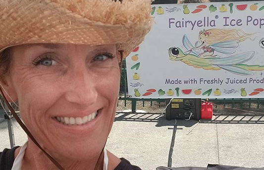 FairyElla Ice Pops | Fairyella Ice Pops all natural, healthy ice pops California